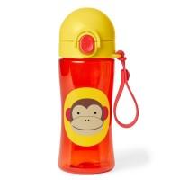 Skip * Hop Lock-Top Sport Bottle Monkey