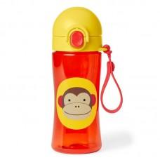 Skip * Hop Детска спортна бутилка Zoo Маймунка