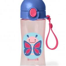 Skip * Hop Детска спортна бутилка Zoo Пеперуда