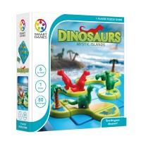 Smart Games Логическа гра Джурасик парк
