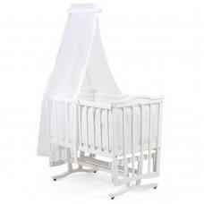 Tahterevalli Oscar Wooden Cradle white