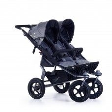TFK Twin stroller Twin Adventure 2 Quiet shde