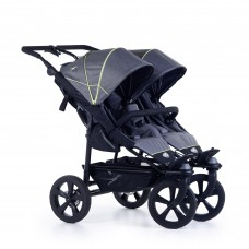 TFK Twin stroller Twin Trail 2 Quiet shde