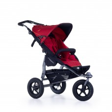 TFK Joggster Stroller Adventure 2 Tango red