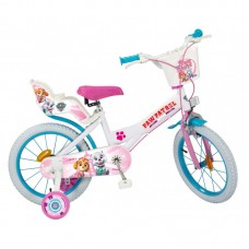 Toimsa 16 inch Bicycle Paw Patrol Girl