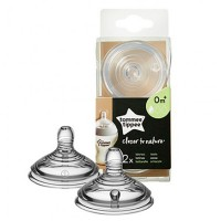 Tommee Tippee Pacifier 2pc 0m.+