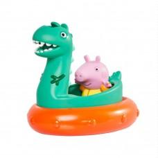 Tomy Toomies Peppa Pig Bath Floats Dinosaur