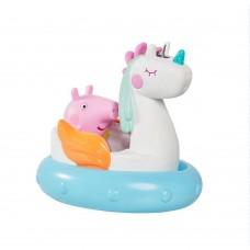 Tomy Toomies Peppa Pig Bath Floats Unicorn