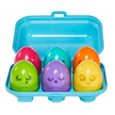 Tomy Toomies Hide and Squeak Bright Chicks