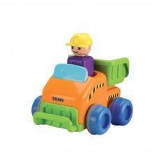 Tomy Toomies Състезателни коли Камион