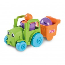 Tomy Toomies 2 in 1 Transforming Tractor