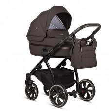 Tutis Baby Stroller 2 in 1 UNO, Brown