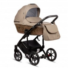 Tutis Baby Stroller 2 in 1 Viva Life Limited edition, Beige