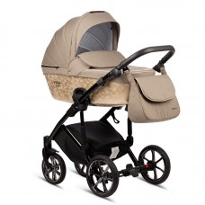 Tutis Baby Stroller 2 in 1 Viva Life Limited edition, Gold