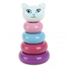 Vilac Играчка за нанизване котка