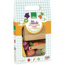 Vilac Комплект зеленчуци и плодове за рязане