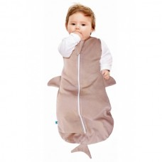 Wallaboo Swaddle sleeping bag beige