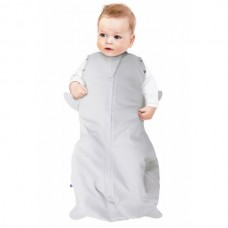 Wallaboo Swaddle sleeping bag grey