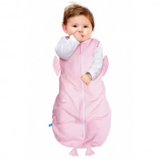 Wallaboo Swaddle sleeping bag pink