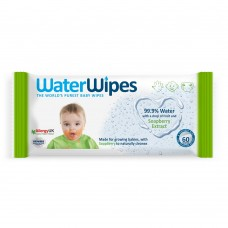 Water Wipes with Soapberry 60 pcs