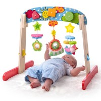 Woody Baby activity gym