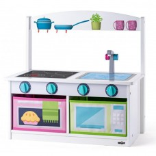 Woody Children's Kitchen 2 in 1