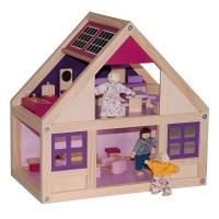 Woody Doll house Trendy