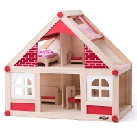 Woody Doll house with accessories