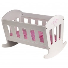 Woody Doll s bed white