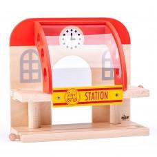 Woody Railway station