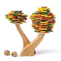 Woody Tree Balance Game