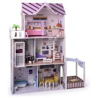 Woody Pink Doll House with elevator Malibu