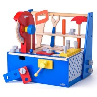 Woody Countertop wooden tool chest