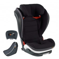 BeSafe iZi Flex Fix i-Size Car Seat 15-36 kg Midnight Black Melange