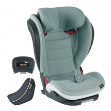 BeSafe iZi Flex Fix i-Size Car Seat 15-36 kg Sea Green Melange