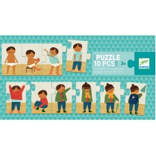 Djeco I am dressing up Puzzle