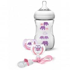 Philips Avent Bottle & Pacifier Gift Set