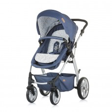 Chipolino бебешка комбинирана количка Фама, Марин