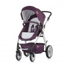 Chipolino бебешка комбинирана количка Фама, Аметист