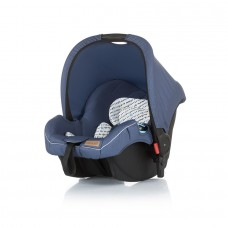 Chipolino Car seat with adaptors Fama Marinе blue