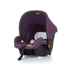 Chipolino Car seat with adaptors Fama Amethyst