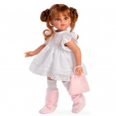 Asi Doll Sabrina with white dress