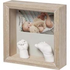 Baby Art Рамка за отливка и снимка Classic Stormy