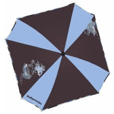 Babymoov Чадър с UV фактор 50+ Синьо с кафяво