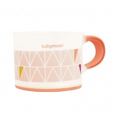 Babymoov Non-Slip Cup Peach