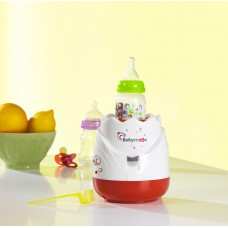 Babymoov Tulip Bottle Warmer Red