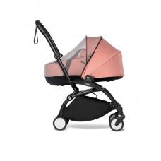 BABYZEN Предпазна мрежа против насекоми за кош за новородено за количка YOYO 2