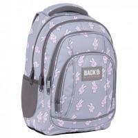 Back Up School Backpack A 01 Rabbit