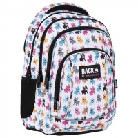 Back Up School Backpack A 08 Dogs