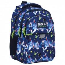 Back Up School Backpack P 51 Super Game
